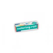 Színezőtekercs 4 db színes ceruzával - A tenger alatt