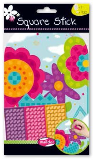 Matrica Mozaik - Virág