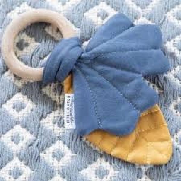 Pure&Nature babajáték – sárga/kék