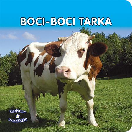 Boci-boci tarka - mondókás lapozó