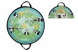 Mágneses célbadobó játék - Panda