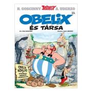 Asterix 23. - Obelix és társa