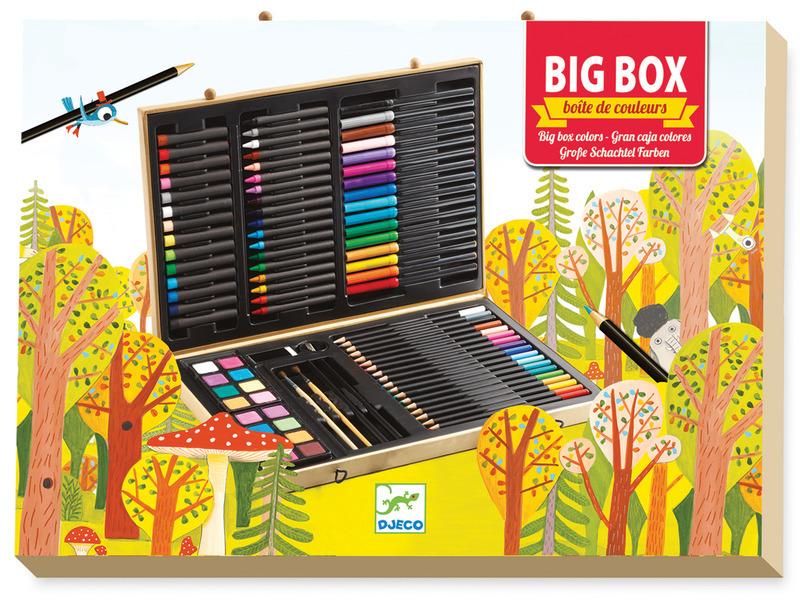 Kreatív készlet - Big box of colours