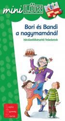 Bori és Bandi a nagymamánál - Iskolaelőkészítő feladatok - miniLÜK