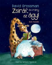 Zsiráf, és irány az ágy!
