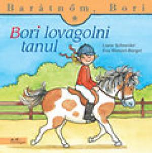 Bori lovagolni tanul - Barátnőm, Bori füzetek