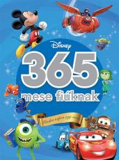 365 mese fiúknak (Minden napra egy Disney mese)