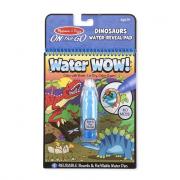 Rajzolás vízzel - Dinoszauruszok