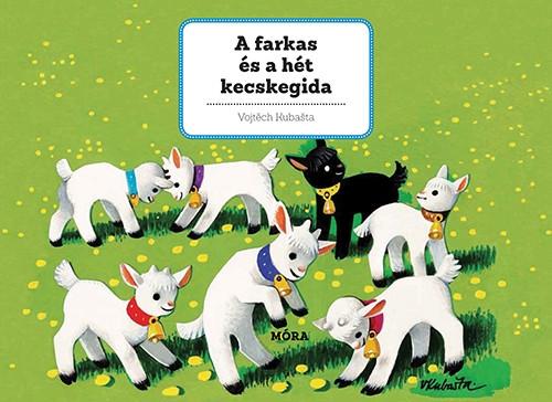 A farkas és a hét kisgida - Klasszikus térbeli mesekönyv