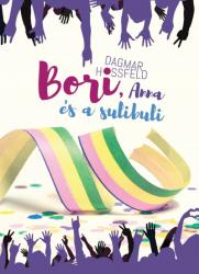 Bori, Anna és a sulibuli - Bori és barátai 4.