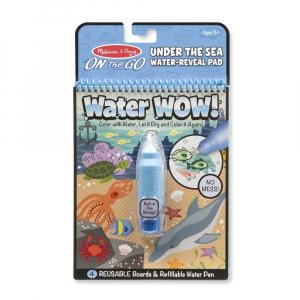 Rajzolás vízzel - Tenger