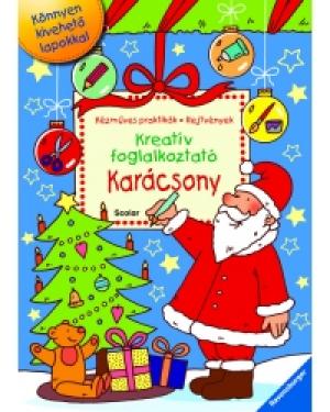Kreatív foglalkoztató - Karácsony
