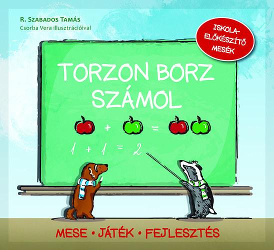 Torzon borz, a felfedező - Iskola-előkészítő mesék 2.