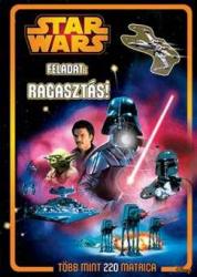 Star Wars - Feladat: Ragasztás!