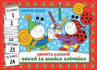 Bogyó és Babóca ajándéka - Adventi kifestő