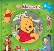 Az első kirakós könyvem - Micimackó