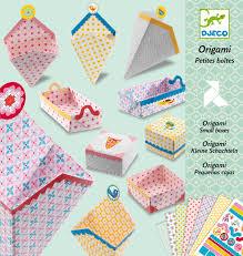 Origami - doboz hajtogatás