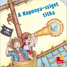 A Koponya-sziget titka - Kukucskálókönyv