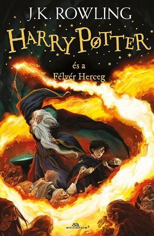 Harry Potter és a Félvér Herceg - puha