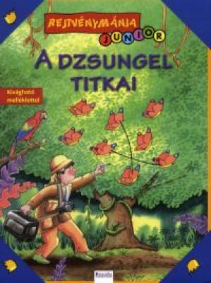 Rejtvénymánia Junior - A dzsungel titkai