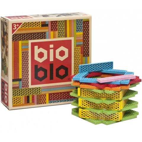 Bioblo építőjáték 120 db-os