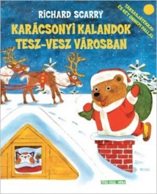 Karácsonyi kalandok Tesz-vesz városban