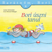 Bori úszni tanul - Barátnőm, Bori füzetek