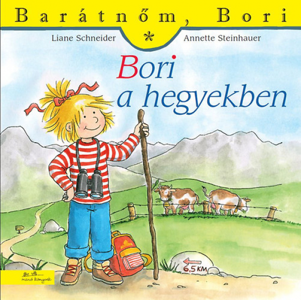 Bori a hegyekben - Barátnőm, Bori füzetek