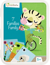 7 család kártyajáték