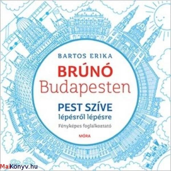 Pest szíve lépésről lépésre - Brúnó Budapesten fényképes foglalkoztató 3.