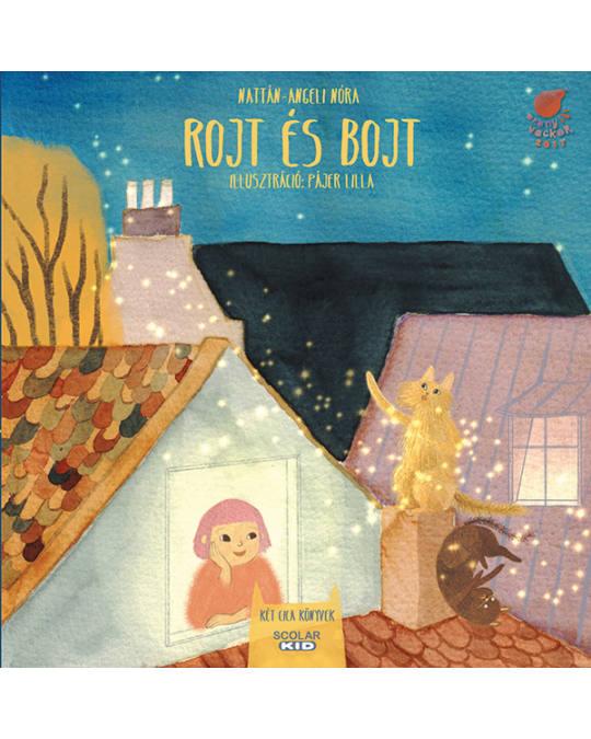 Rojt és Bojt - Két cica könyvek 2.