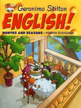English! Month and Seasons - Hónapok és évszakok