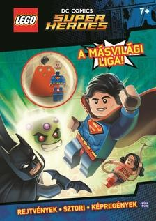 Lego DC - Másvilági liga - Superman Minifigurával