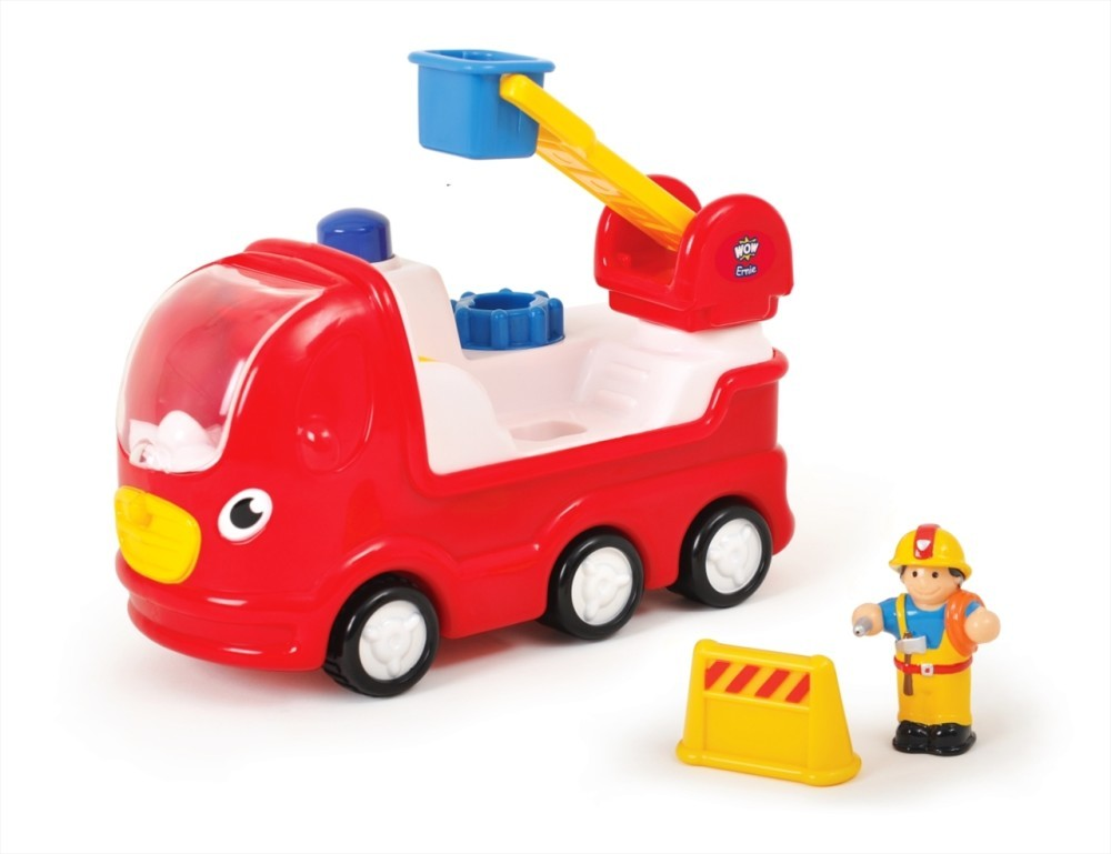 Wow - Ernie tűzoltóautója