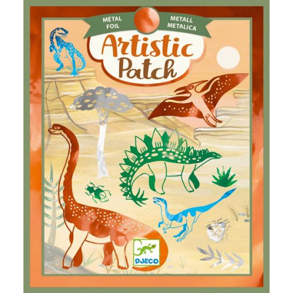 Kollázs műhely – Dinoszauruszok