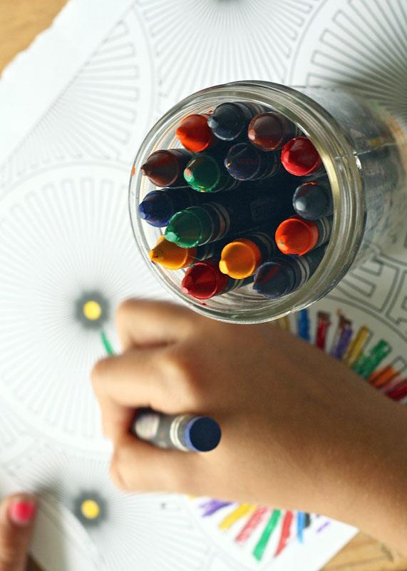 Foglakoztatók, színezők és kreatív játékok