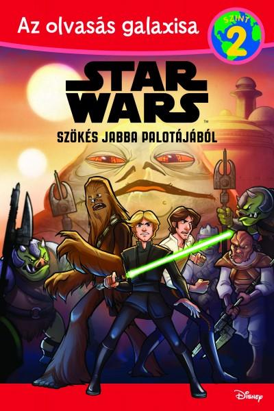 Szökés Jabba palotájából