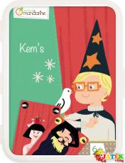 Kem's kártyajáték