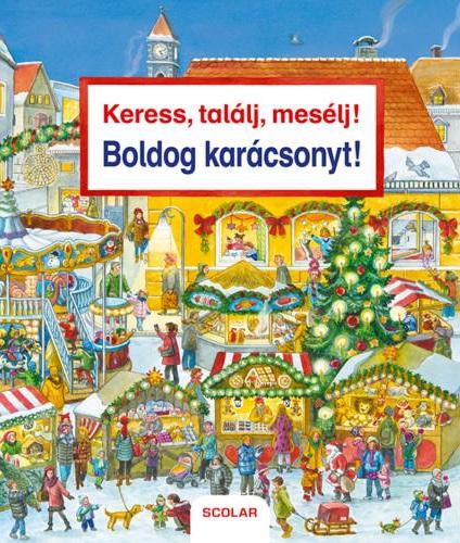 Keress, találj, mesélj! - Boldog karácsonyt!