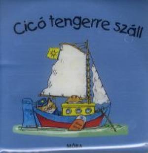 Cicó tengerre száll - pancsolókönyv