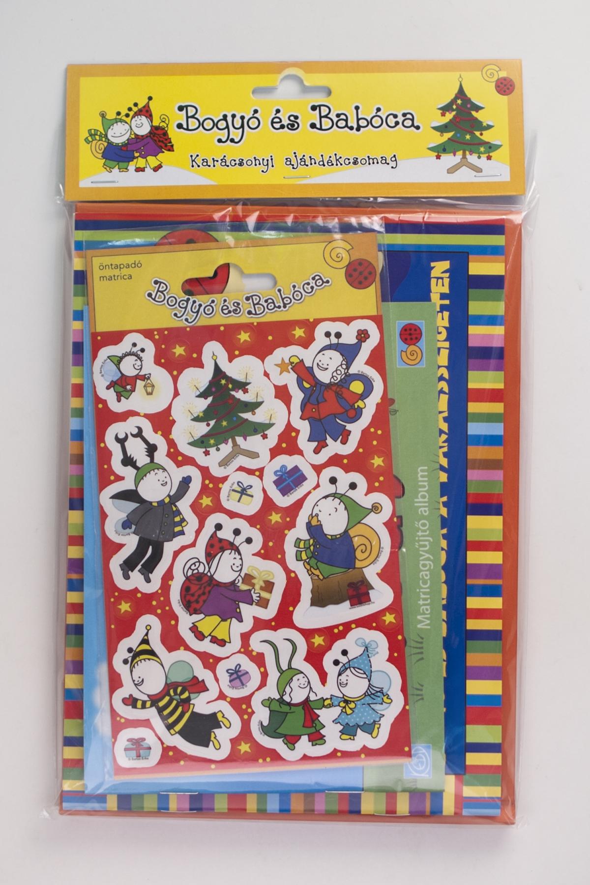 Bogyó és Babóca karácsonyi csomag