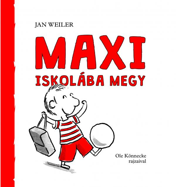 Maxi iskolába megy