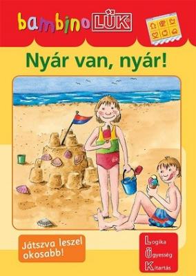 Nyár van, nyár! - bambinoLÜK