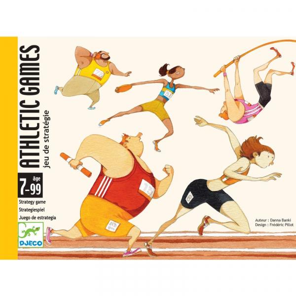 Atlétikai játékok - Kártyajáték