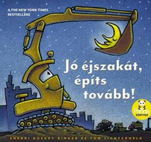Jó éjszakát, építs tovább!