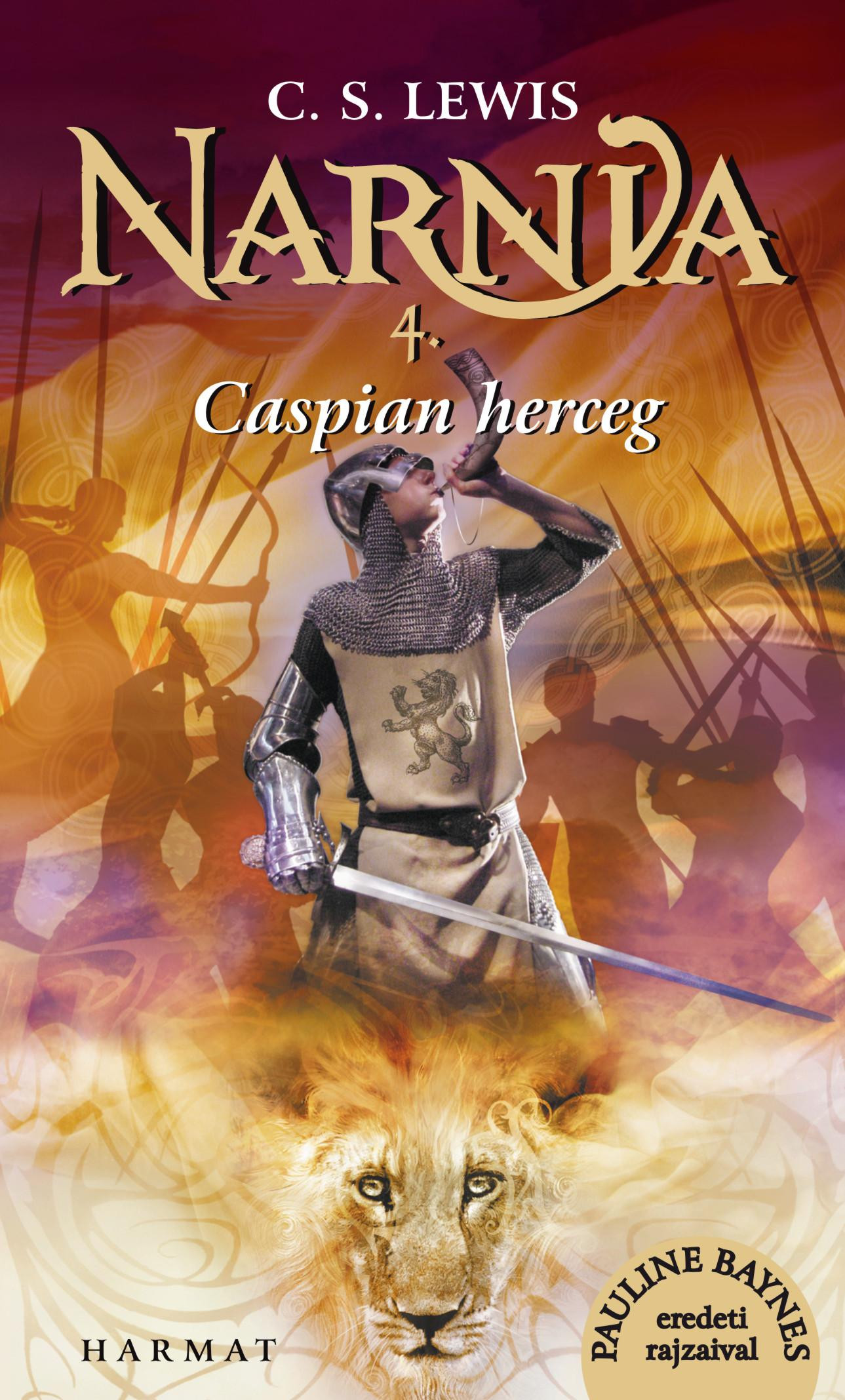 Caspian herceg - Illusztrált kiadás