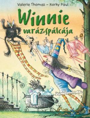Winnie varázspálcája