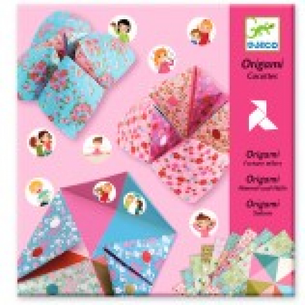 Origami - Csiki-csuki lányoknak