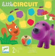 Little circuit - Színlépegetős