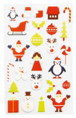 Cooky matricák - Trendy Christmas